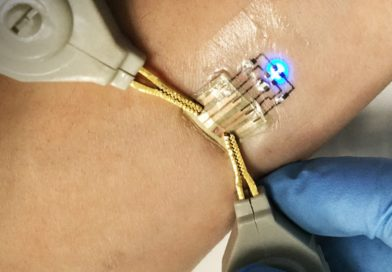 Researchers develop Temporary Electronic Tattoos